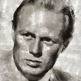 Richard Widmark Hollywood Actor - Mary Bassett
