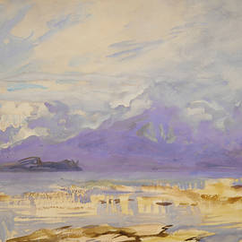 Sirmione - John Singer Sargent