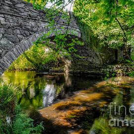 Stone Bridge by Adrian Evans