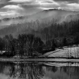 Stonewall Jackson Lake Wildlife Management Area by Thomas R Fletcher