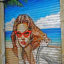 Richard Rosenshein - Street Art In Barcelona