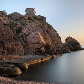 sunset Porto - Corsica - Joana Kruse