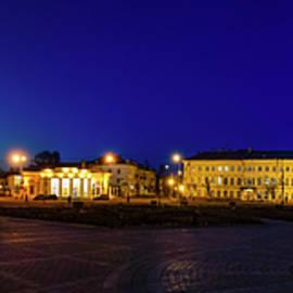 Alexey Stiop - Susanin Square in Kostroma