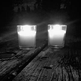 Britta Zehm - 2 tea lights