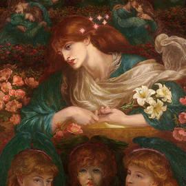 Dante Gabriel Rossetti - The Blessed Damozel