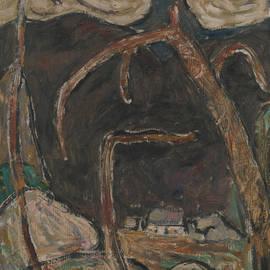 Marsden Hartley - The Dark Mountain, No. 1