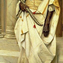 The Emir  - Ludwig Deutsch