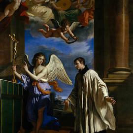 Guercino - The Vocation of Saint Aloysius Gonzaga