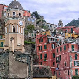 Vernazza, Cinque Terre by Patricia Hofmeester