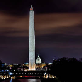 Washington Monument by Bill Dodsworth