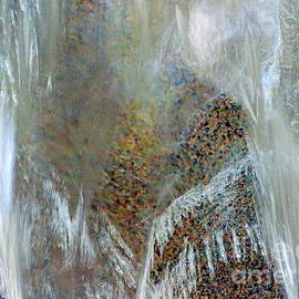 Ed Weidman - Water Fountain Abstract #58
