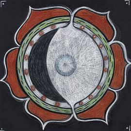 Kim Alderman - Waxing Moon Mandala of Regeneration