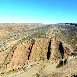 Genevieve Vallee - West MacDonnell Ranges, Northern Territory, Australia