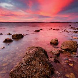 Bryan Bzdula - Westport Sunset