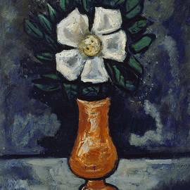 Marsden Hartley - White Flower