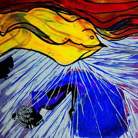 Gloria Ssali - The Annunciation