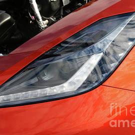 2015 Bronze Corvette-Head Light-8646