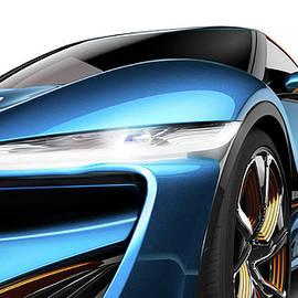 F S - 2015 Nanoflowcell Quantino Concept  1
