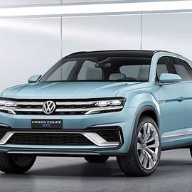 F S - 2015 Volkswagen Cross Coupe Gte Concept