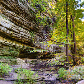 Alan Look - 20151011 Owl Canyon - Starved Rock State Park