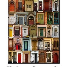 Louise Reeves - 2017 Doors of Bordentown City