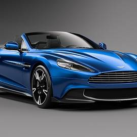 F S - 2018 Aston Martin Vanquish S Volante