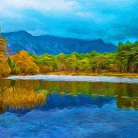 Margaret J Rocha - Landscape Nature