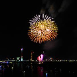 Cesar Vieira - Fireworks