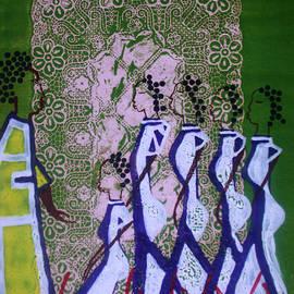 Gloria Ssali - Five Wise Virgins