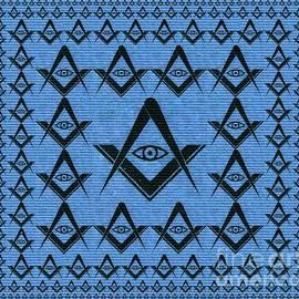 Pierre Blanchard - Freemason, Masonic, Symbols