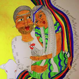 Gloria Ssali - Kintu and Nambi a Ugandan Folktale