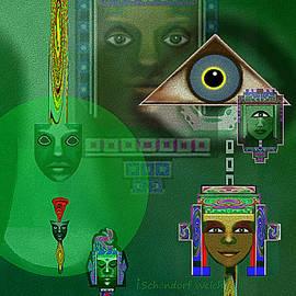 Irmgard Schoendorf Welch - 2462 Egyptian Fantasy A
