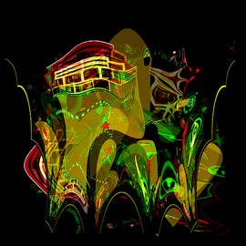 Irmgard Schoendorf Welch - 2655 Haunted House on the Hill 2018