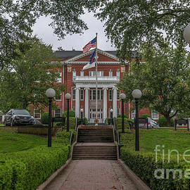 Anderson University by Dale Powell