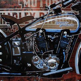29 Harley - GARY KROMAN
