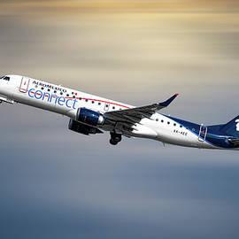 Aeromexico Connect Embraer ERJ-190AR - Smart Aviation