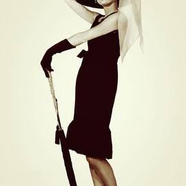 Esoterica Art Agency - Audrey Hepburn, Vintage Movie Star, Photograph