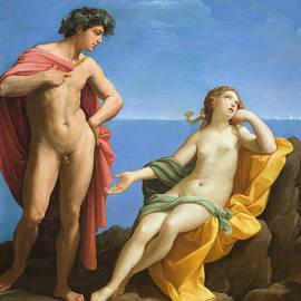 Bacchus and Ariadne - Guido Reni