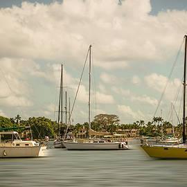 3 Boats by Jody Lane