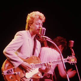 Brian Setzer by Rich Fuscia