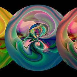 3- Candy  Puffs   by Grace Iradian