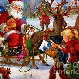 Viktoriya Sirris - Christmas Santa