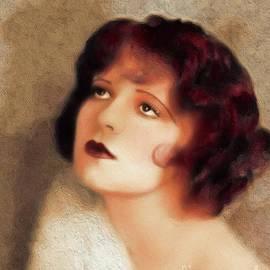 Clara Bow, Vintage Movie Star - John Springfield