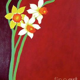 Wonju H - 3 Daffodils