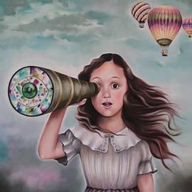 Dream and Fantasy by Rebecca Tecla