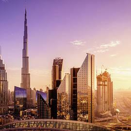 Alexey Stiop - Dubai downtown skyline
