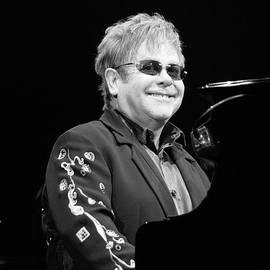 Elton John  by Jenny Potter