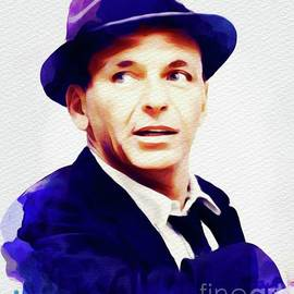 Frank Sinatra, Hollywood Legend - John Springfield