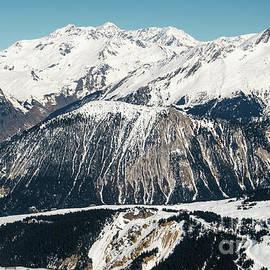 Sasha Samardzija - French alps mountains
