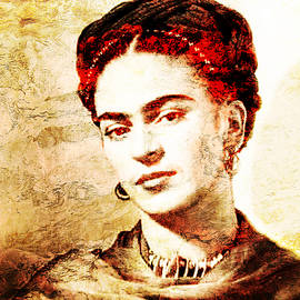 Frida by J U A N - O A X A C A